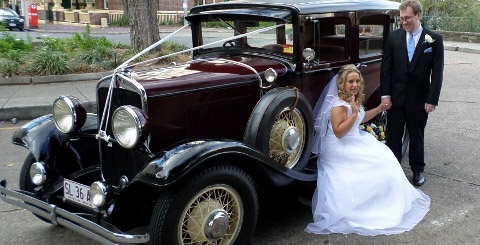 Wedding car rentals
